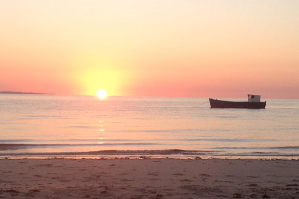 Sunrise-Vilankulo