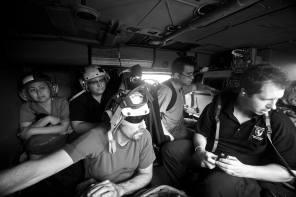 Flying to Inapulangan